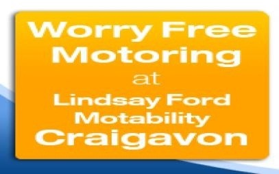 Lindsay Ford Craigavon Car Hire
